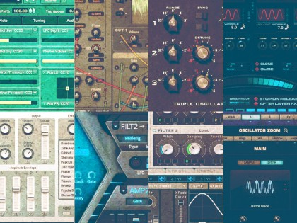 Top 10 Synths Pt1